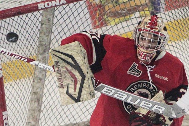 Hockey Canada a invité 19 gardiens à Calgary... (Étienne Ranger, Archives LeDroit)
