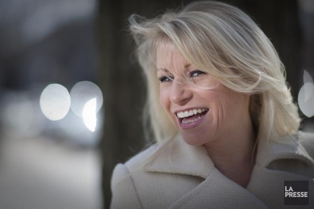 Cathy Gauthier... (Photo: André Pichette, archives La Presse)