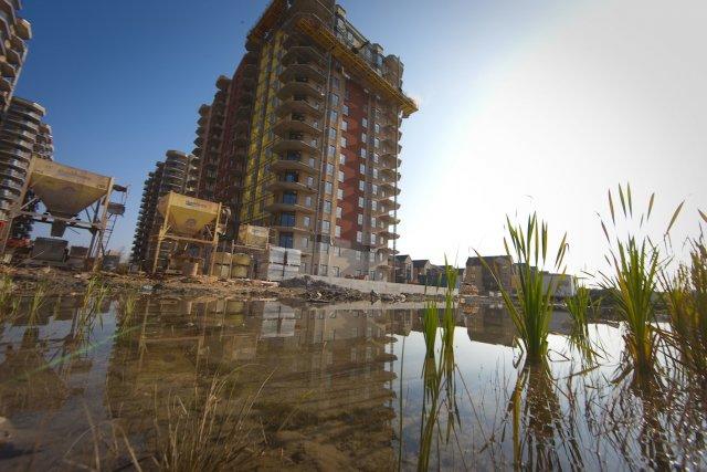 À Laval, 50% des milieux humides ont été... (Photo André Pichette, Archives La Presse)