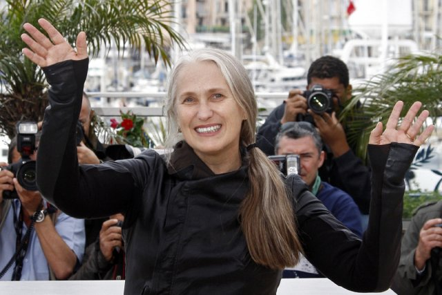La réalisatrice Jane Campion... (Photo: archives Reuters)