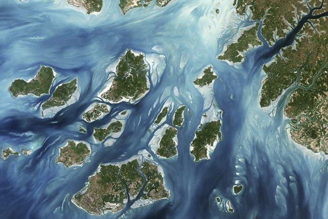 L'archipel des Bijagos....