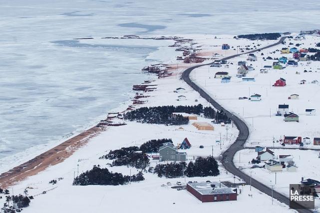 Les Îles-de-la-Madeleine... (Photo: Édouard Plante-Fréchette, archives La Presse)