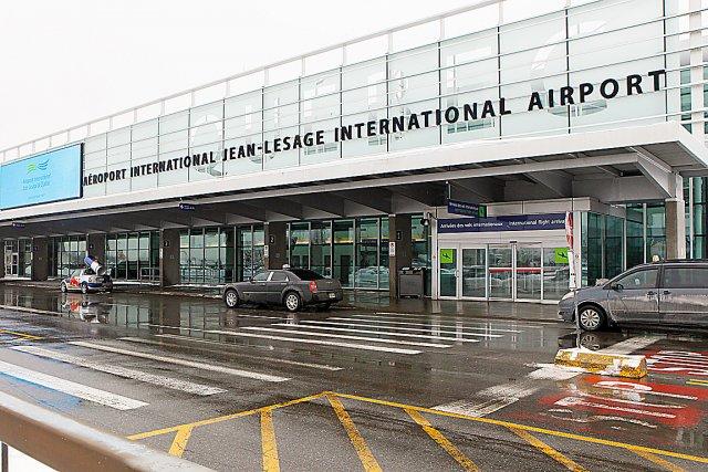 Aeroporto Quebec : L aéroport de québec critiqué devant le sénat annie