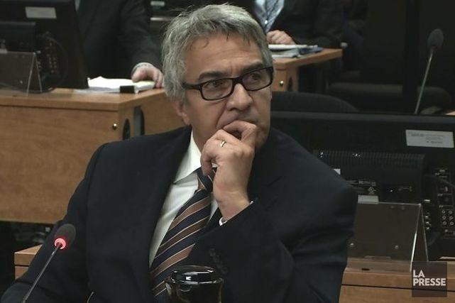 Giuseppe Borsellino... (Image vidéo)