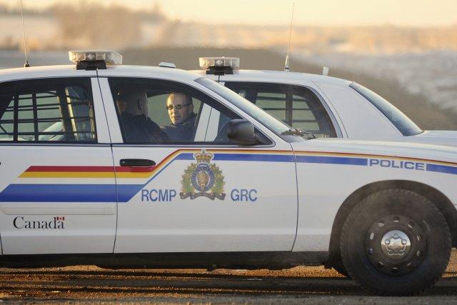 Une opération policière spectaculaire lancée à Toronto en pleine soirée du... (Photo archives La Presse Canadienne)
