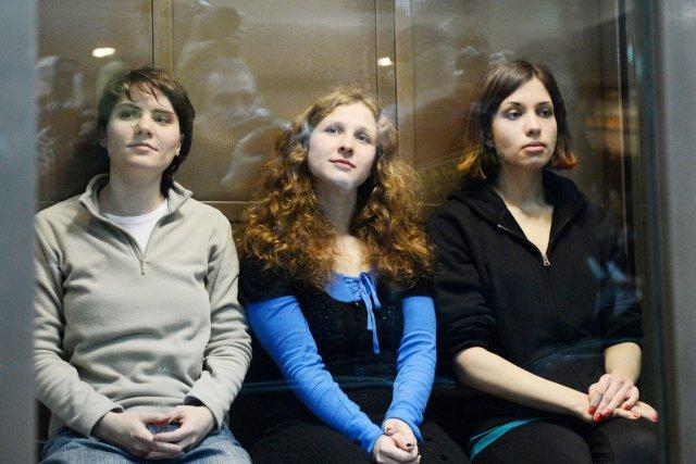Selon leurs avocats, les trois jeunes femmes du... (Photo: archives AFP)