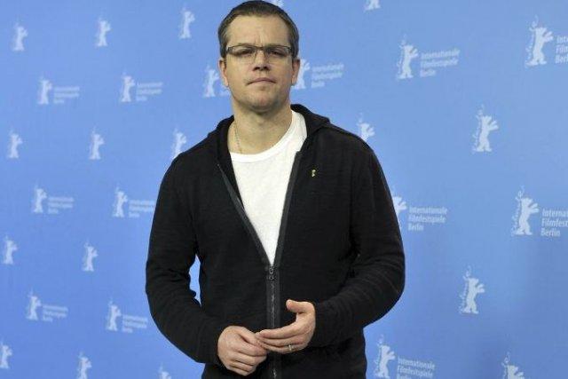 Matt Damon... (Photo: archives AFP)