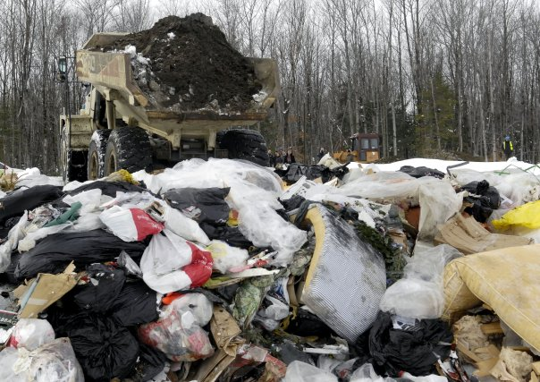 Le dossier Coventry refait surface: la compagnie New England Waste Services of... (Archives La Tribune)