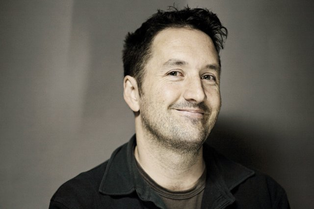 Guy Delisle... (Photo: Olivier Roller)