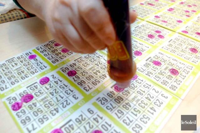 Les gens de l'industrie du bingo se réuniront... (Photothèque Le Soleil)