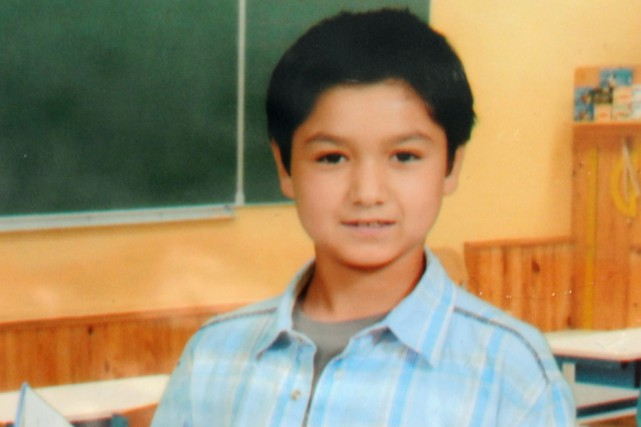 Le jeune Javier Alexis Urquiaga est décédé lorsqu'un...