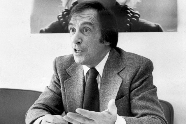 Jacques Tellier a mené de front une carrière... (Photo : Pierre McCann, archives La Presse)