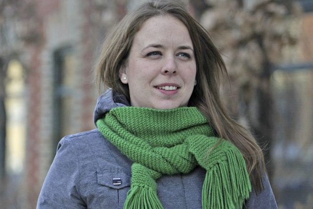 Martine Desjardins... (Photo Pascal Ratthé, Le Soleil)