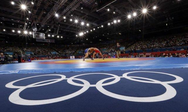 Sport de combat olympique