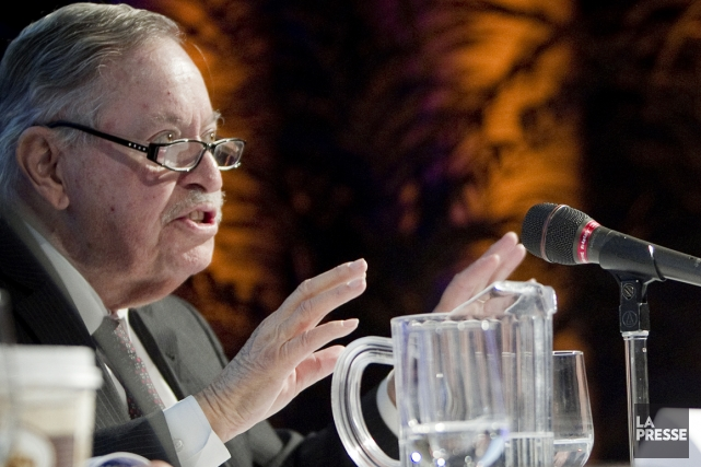 Jacques Parizeau... (Photo archives La Presse)