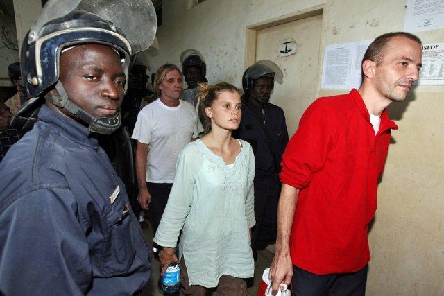Éric Breteau et sa compagne Émilie Lelouch avaient... (PHOTO PASCAL GUYOT, ARCHIVES AFP)