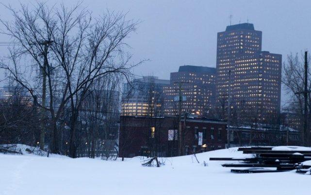 La Ville de Gatineau possède de nombreux terrains... (Patrick Woodbury, LeDroit)