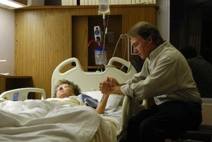 À travers la maladie, on découvre les plus... (Photothèque La Presse)