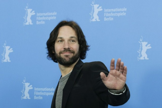 Paul Rudd... (Photo: archives Reuters)