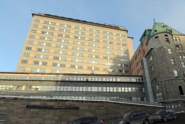 Le projet d'agrandissement de l'Hôtel-Dieu est évalué à... (Photothèque Le Soleil, Erick Labbé)