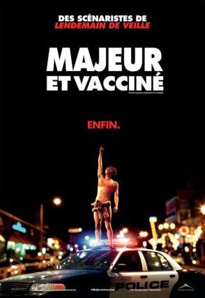 Majeur et vacciné