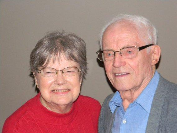 Roger et Doris Racine n'avaient pas l'habitude de... (Photo de courtoisie)
