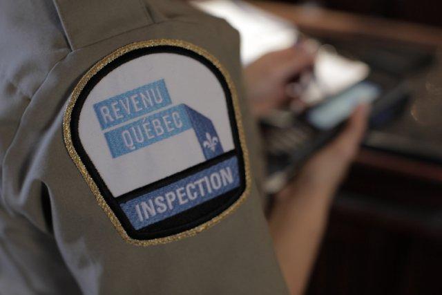 Afin de souligner le «rendement exceptionnel» de certains employés, Revenu... (Photo fournie par Revenu Québec)
