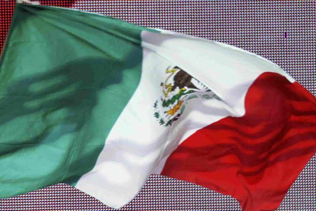Un différend qui pourrait mener à l'exclusion du Mexique des Jeux olympiques... (PHOTO TOMAS BRAVO, ARCHIVES REUTERS)