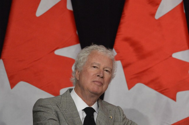Ken Taylor.... (Photo Nathan Denette, archives La Presse Canadienne)