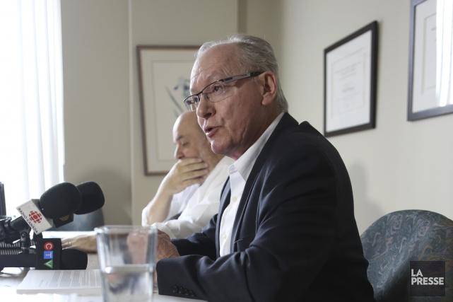 Le président de la FQPPU, Max Roy.... (PHOTO MARTIN CHAMBERLAND, ARCHIVES LA PRESSE)