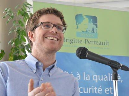 Vincent Vallières... (Imacom, Maxime Picard)