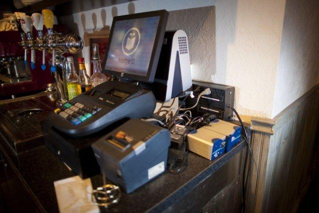 Depuis l'installation des modules d'enregistrement des ventes, les... (Photo: La Presse)