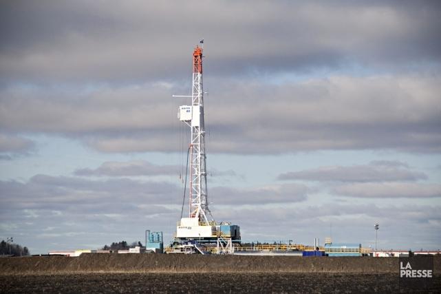 Les opposants à l'exploration du gaz de schiste... (Photo archives La Presse)