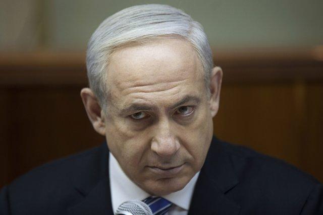Le premier ministre israélien Benyamin Nétanyahou.... (Photo Uriel Sinai, Reuters)