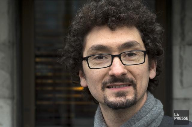 L'écrivain francais David Foenkinos participera 16e festival littéraire... (Photo: Robert Skinner, archives La Presse)