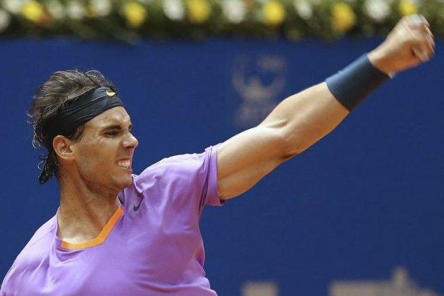 Rafael Nadal... (PHOTO ANDRE PENNER, AP)