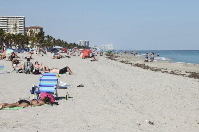 Le tourisme représente des retombées évaluées à des dizaines de  milliards de... (photo Karine Blanchard)