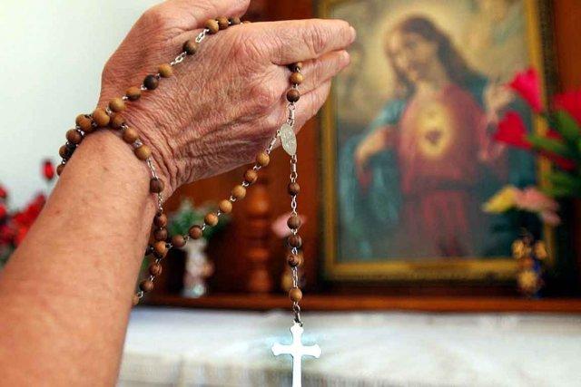 «On constate que la pratique religieuse est assez... (Photothèque Le Soleil)