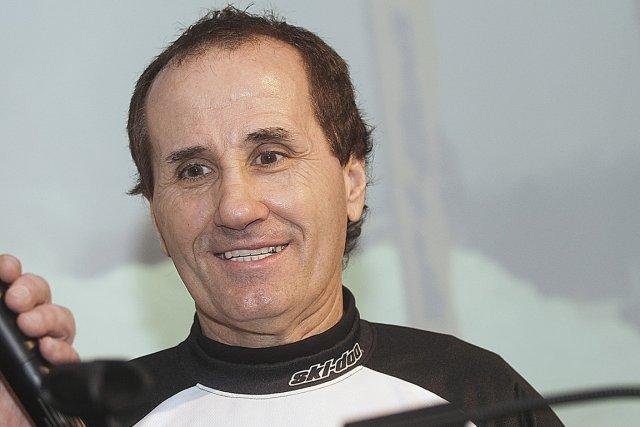 Jacques Villeneuve, âgé de 59 ans, était en... (Photo : Claude Poulin, archives)