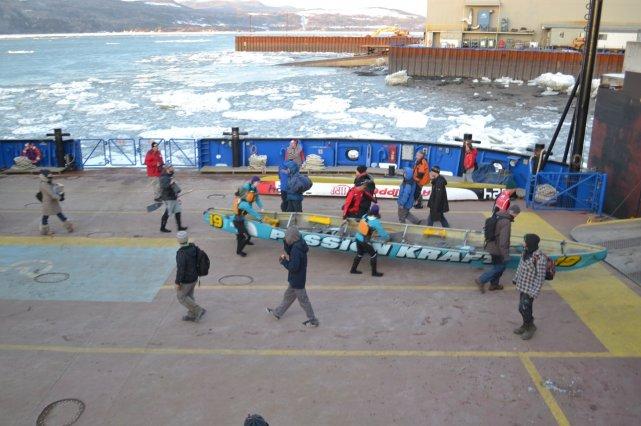 Les conditions difficiles ont mené plusieurs équipages à... (PHOTO COLLABORATION SPÉCIALE BRIGITTE LAVOIE)