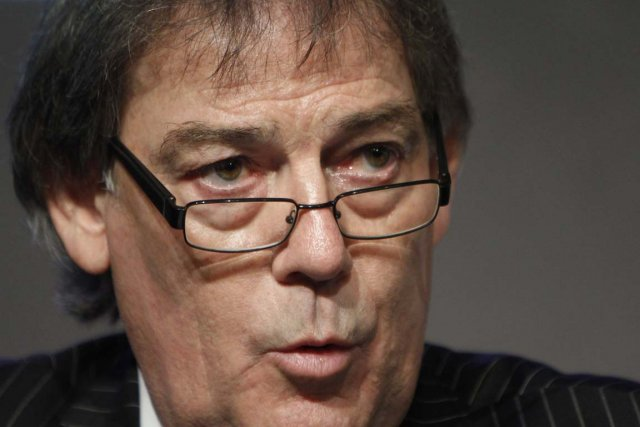 David Howman, directeur général de l'Agence mondiale antidopage.... (Photo : Laszlo Balogh, archives Reuters)