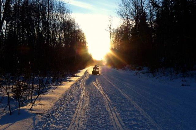 Le Nouveau-Brunswick est un terrain de jeu extraordinaire... (Collaboration spéciale Yves Ouellet)