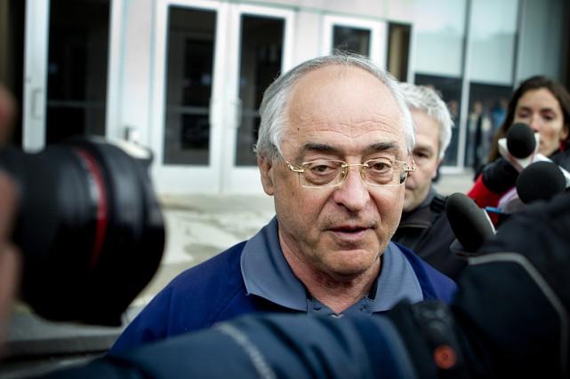 L'ex-maire de Mascouche, Richard Marcotte.... (Archives, La Presse)