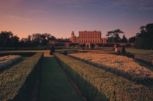 Cliveden House, à Taplow dans le Berkshire anglais... (Photo RelaxNews)