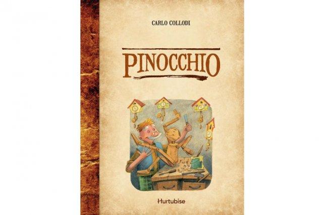 Pinocchio de Carlo Collodi...