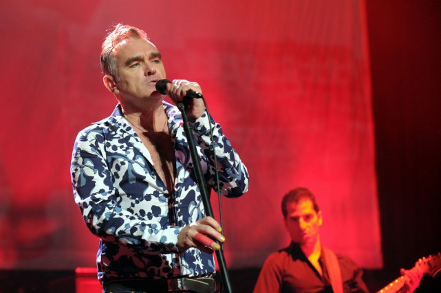 Morrissey... (PHOTO AP)