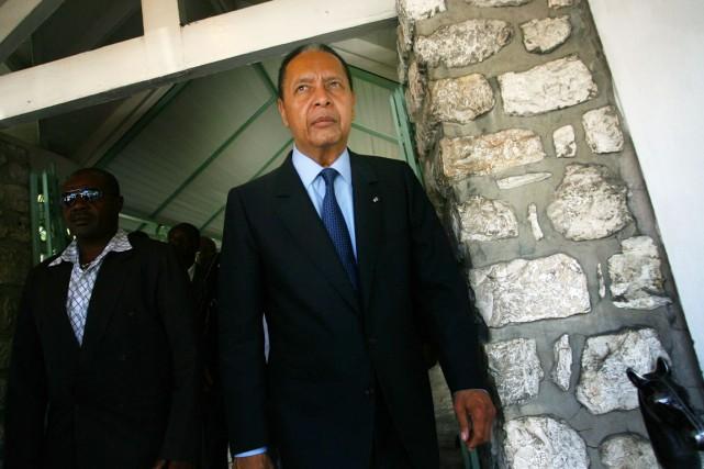 La justice haïtienne a amplement de matière pour... (PHOTO HECTOR RETAMAL, ARCHIVES AFP)