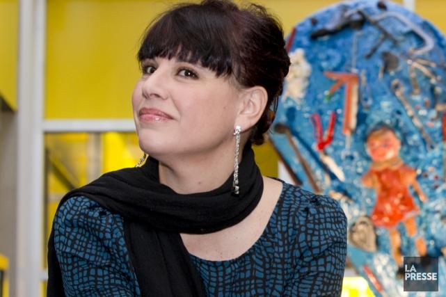 Nathalie Bondil, présidente et conservatrice en chef du... (Photo: Alain Roberge, La Presse)