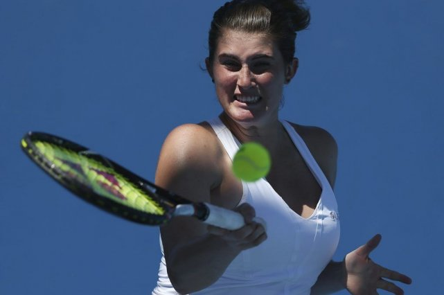 Rebecca Marino... (Photo AP)