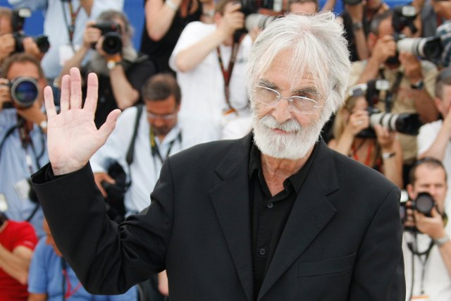 Michael Haneke... (Photo: archives AFP)